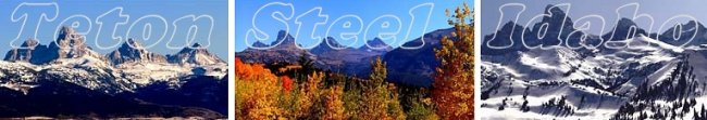 Teton Steel Idaho